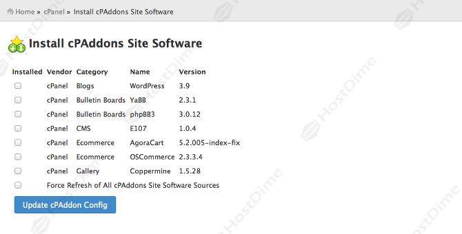 instalar cpaddons en servidor con whm