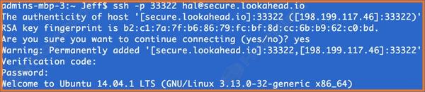 verificacion de dos pasos en servidor