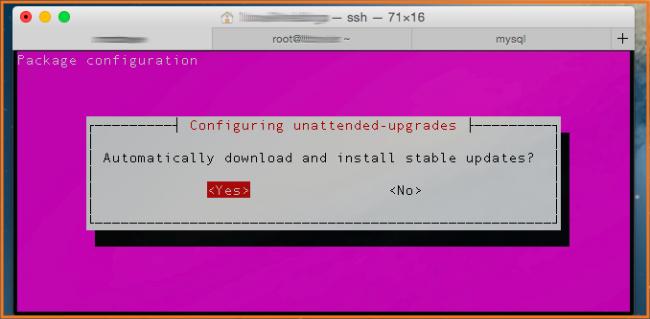 activar actualizaciones de seguridad en ubuntu
